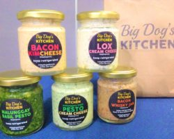 Big Dog's Kitchen: A Festive Foodie Gifts for Christmas!