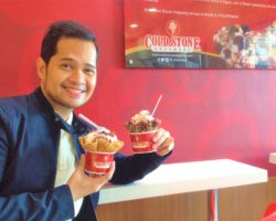 Cold Stone Creamery Philippines: Life Can Be a Lot Sweeter with Cold Stone's Signature Ice Cream, Cakes and More!