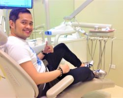 GAN ADVANCED OSSEOINTEGRATION CENTER (GAOC): A Warm Welcome to GAOC's Newest Branch in Conrad Hotel Manila (For my Professional Whitening Treatment)!