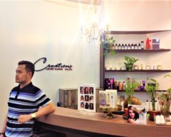 Creations Lourd Ramos Salon – Greenfield: Manila's Long-Standing and Trusted Salon Brand in the Styling, Beauty and Grooming Industry (and Modern Men and Women Personal Needs too!)