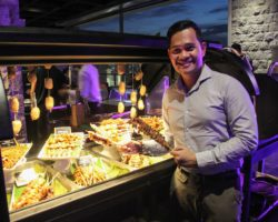 Firefly Roofdeck at City Garden Grand Hotel Introduces Grand Banchetto Pinoy Street Food Buffet (with a Modern Twist!)
