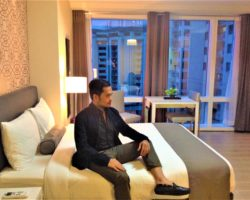 Go-Over for your next Hassle-Free and Relaxing Staycation at C Suites Two Central Residences